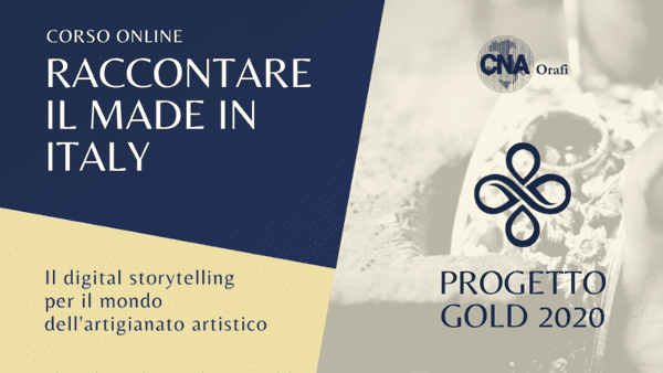 Raccontare il made in italy