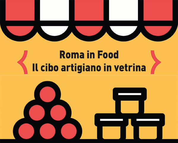 Roma in Food